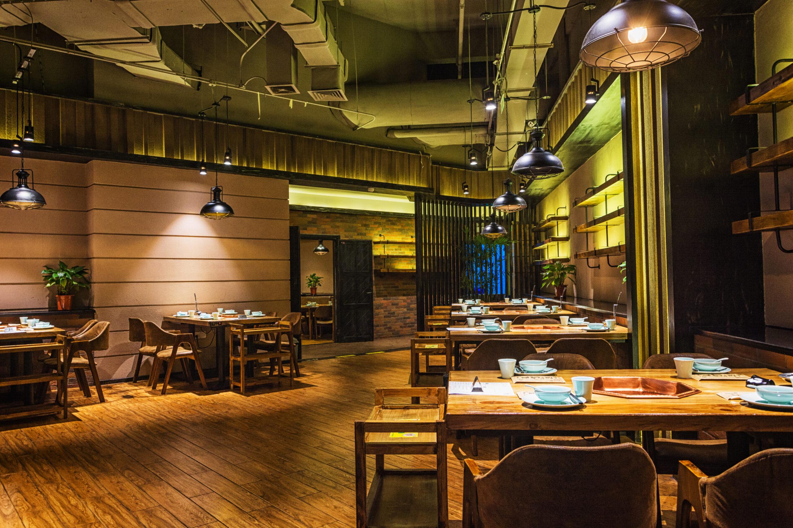 Cách bố trí nội thất nhà hàng, quán ăn theo đúng quy chuẩn phong thủy